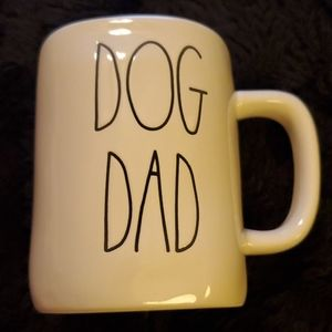 Rae Dunn DOG DAD Mug  🐕